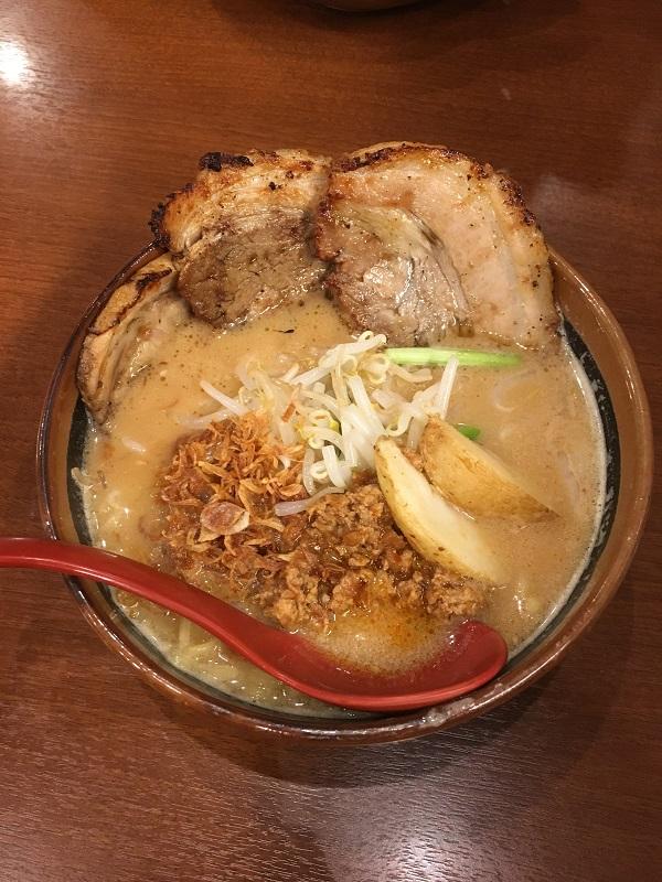 麺場 田所商店 (7)北海道味噌ラーメン.JPG