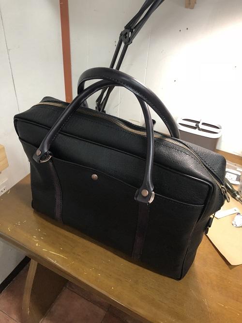 久保田様    ビジネスバック (5).JPG