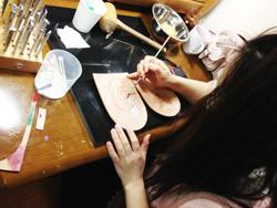 レザークラフト教室 滋賀県 犬上郡